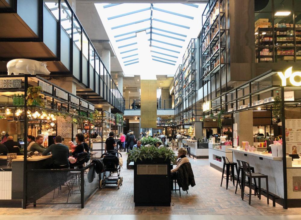 ARC19: Versmarkt Fresh, winkelcentrum Mall of the Netherlands Leidschendam – Heyligers design+projects