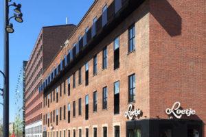 ARC19: Transformatie voormalig PTT gebouw, Rotterdam – JSA | jeroen schipper architecten bv