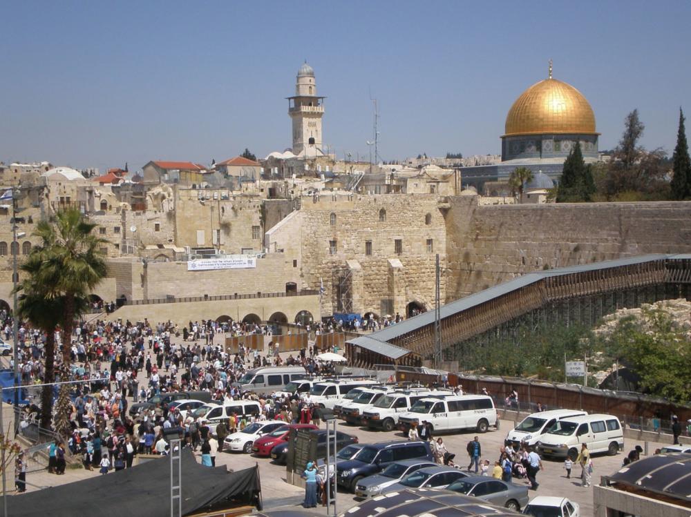 Blog – Kabelbaan boven Jerusalem: Disneyficatie van de stad?