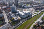 KCAP en CITYFÖRSTER winnen internationale prijsvraag in Bratislava, Slovakije