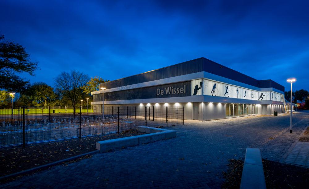 ARC19: Sportaccommodatie Reijerpark – LIAG architecten en bouwadviseurs