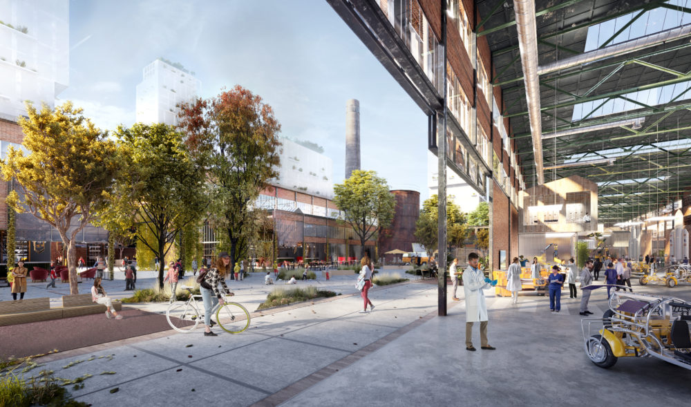 ARC19: Kabeldistrict Delft – Mei Architects and Planners