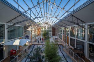 ARC19: Spaardersbad Unieke loftwoningen in monumentaal zwembad Gouda – Mei architects and planners
