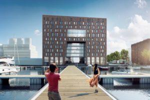 Ga mee op projectbezoek naar het City Harbour Hotel Amsterdam