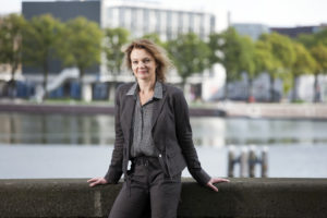 Indira van 't Klooster nieuwe directeur Architectuurcentrum Amsterdam (ARCAM)