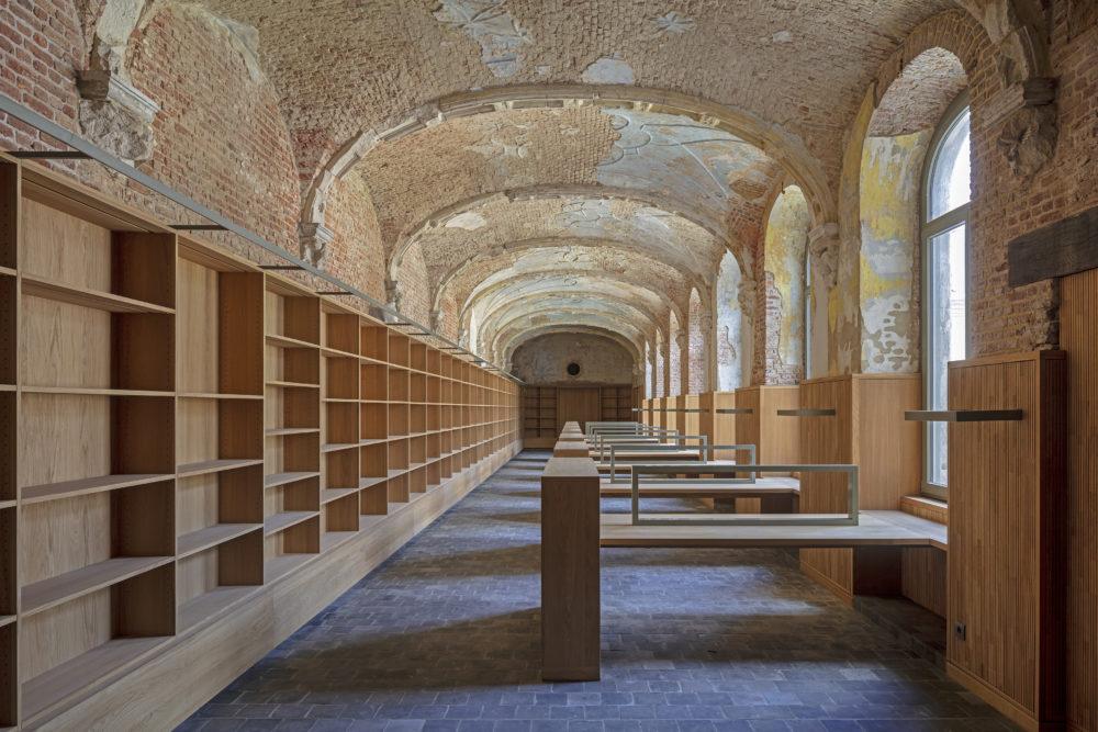 ARC19: Het Predikheren, restauratie en herbestemming Predikherenklooster tot stadsbibliotheek – Korteknie Stuhlmacher Architecten