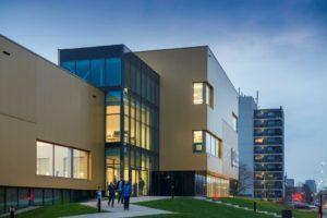 ARC19:  Sportqube Nijmegen – LIAG architecten en bouwadviseurs