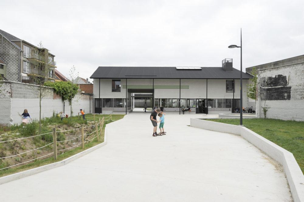 ARC19: Standaertsite (Ledeberg) Gent – Ontwerpteam AE / Carton123 / Murmuur architecten