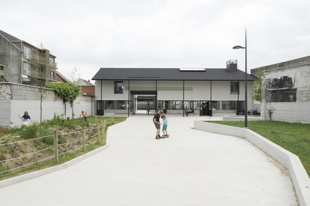 ARC19: Standaertsite (Ledeberg) Gent – Ontwerpteam AE / Carton123 / Murmuur architecten & Atelier Arne Deruyter