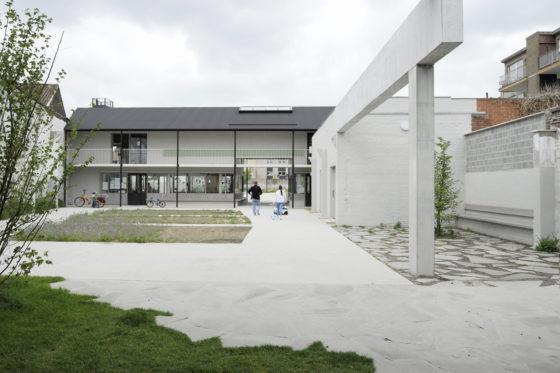 22 kanshebbers op shortlist Belgian Building Awards