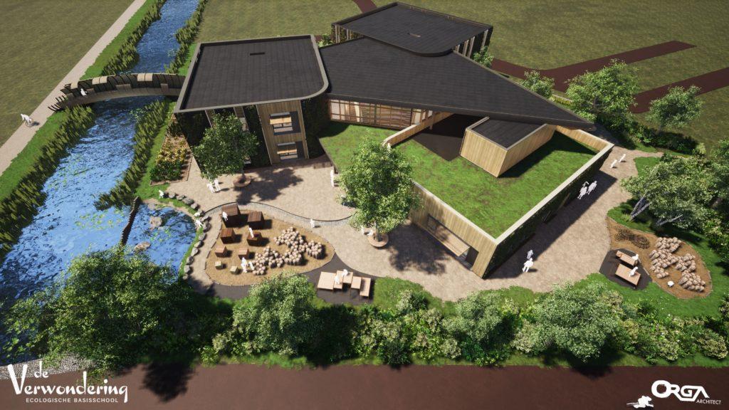 Blog Daan Bruggink Natuur maakt architectuur gelukkig