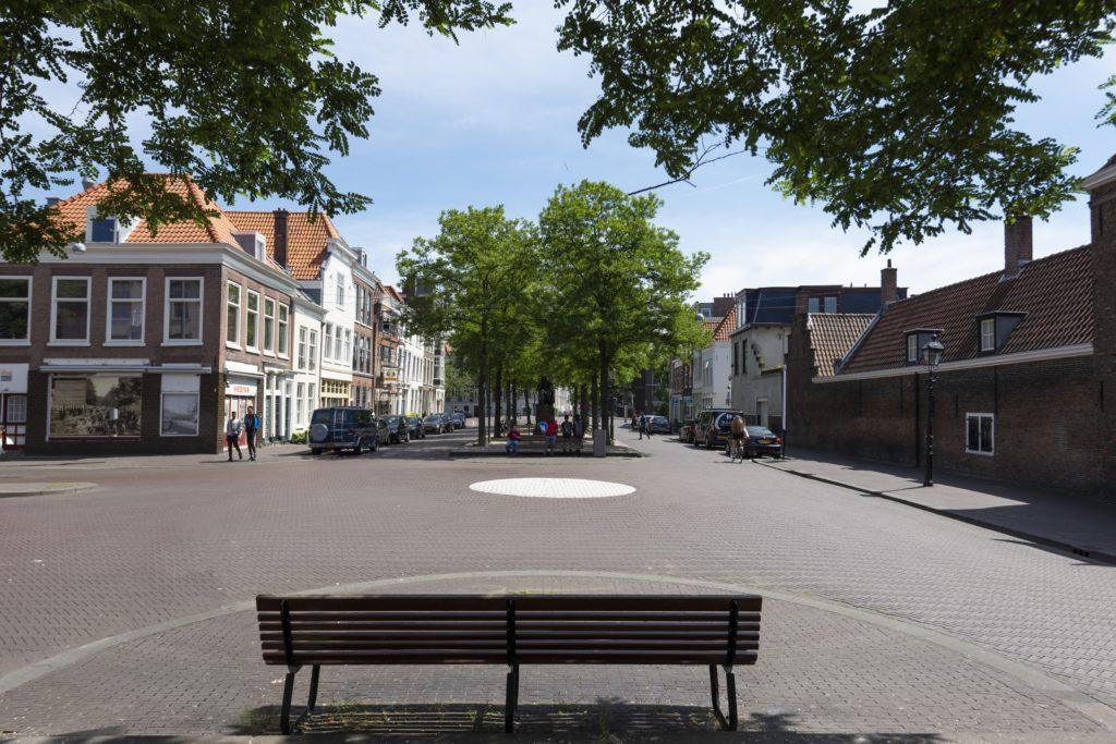 Visie openen grachten Den Haag MVRDV