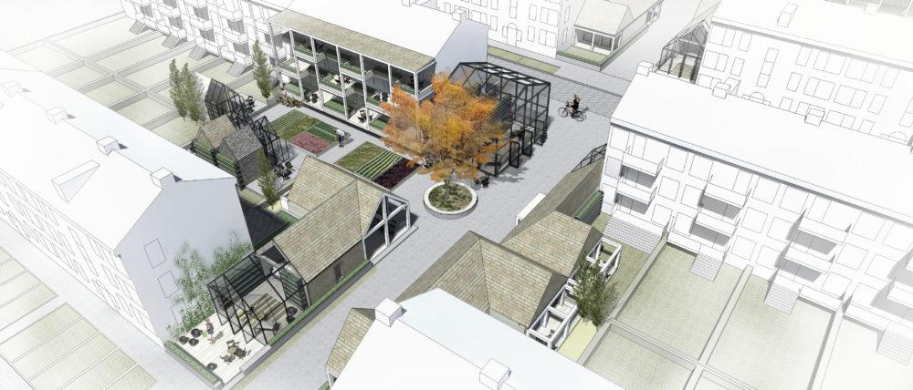 ARC19: De Hofjes van Carnisse – DUTCH urban solutions