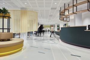 ARC19: Zorghotel Domstate Utrecht – Van Eijk & Van der Lubbe