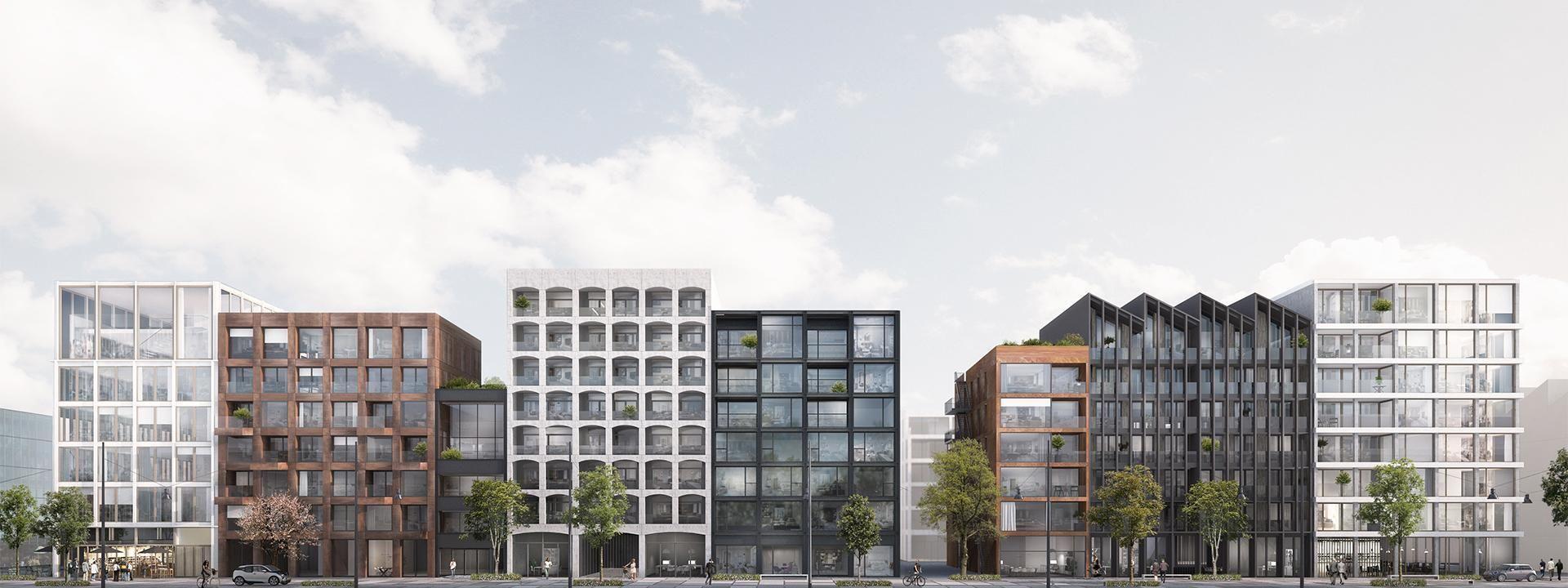 <p>aanzicht Oostenburgermiddenstraat ( Paul de Ruiter/Bastiaan Jongerius/Ronald Jansen)</p>