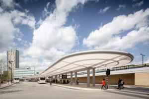 ARC19: Busstation Tilburg – cepezed