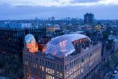 Voormalige Diamantbeurs, Capital C Amsterdam – ZJA Zwarts & Jansma Architecten