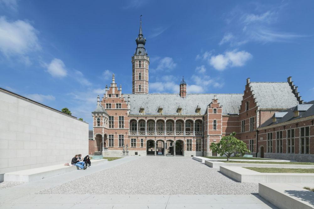 ARC19: Museum Hof van Busleyden – dmvA architecten, Mechelen & Hans Le Compte, Mechelen