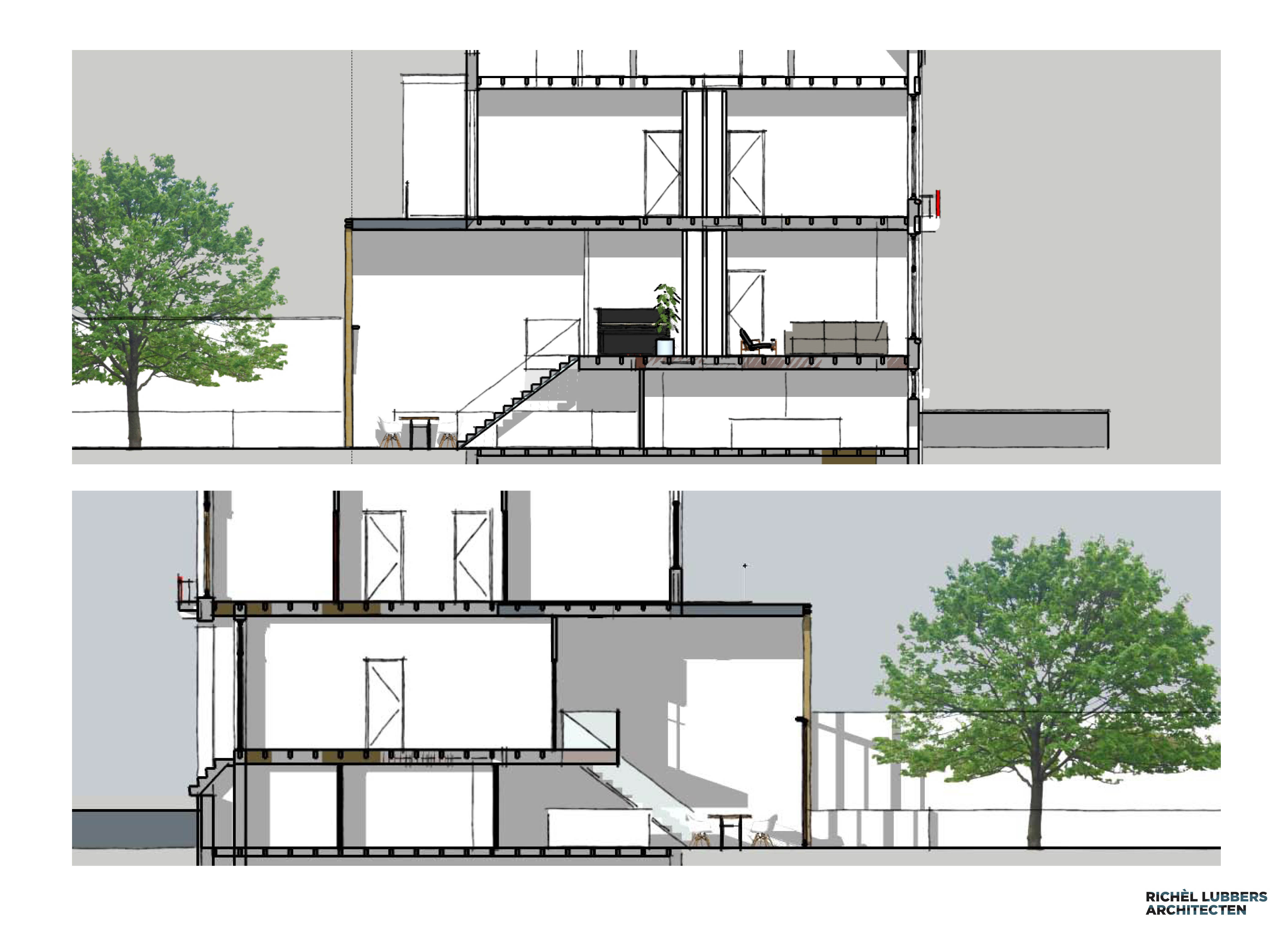 <p>Richèl Lubbers Architecten</p>