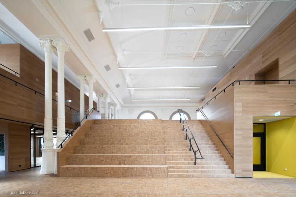 ARC19: 100% OUD – 100% NIEUW  I  RUG/Campus Fryslân Leeuwarden – J.O.N.G.architecten