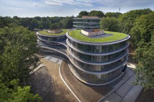 Oplevering hoofdkantoor Triodos Nederland in Driebergen-Zeist door RAU