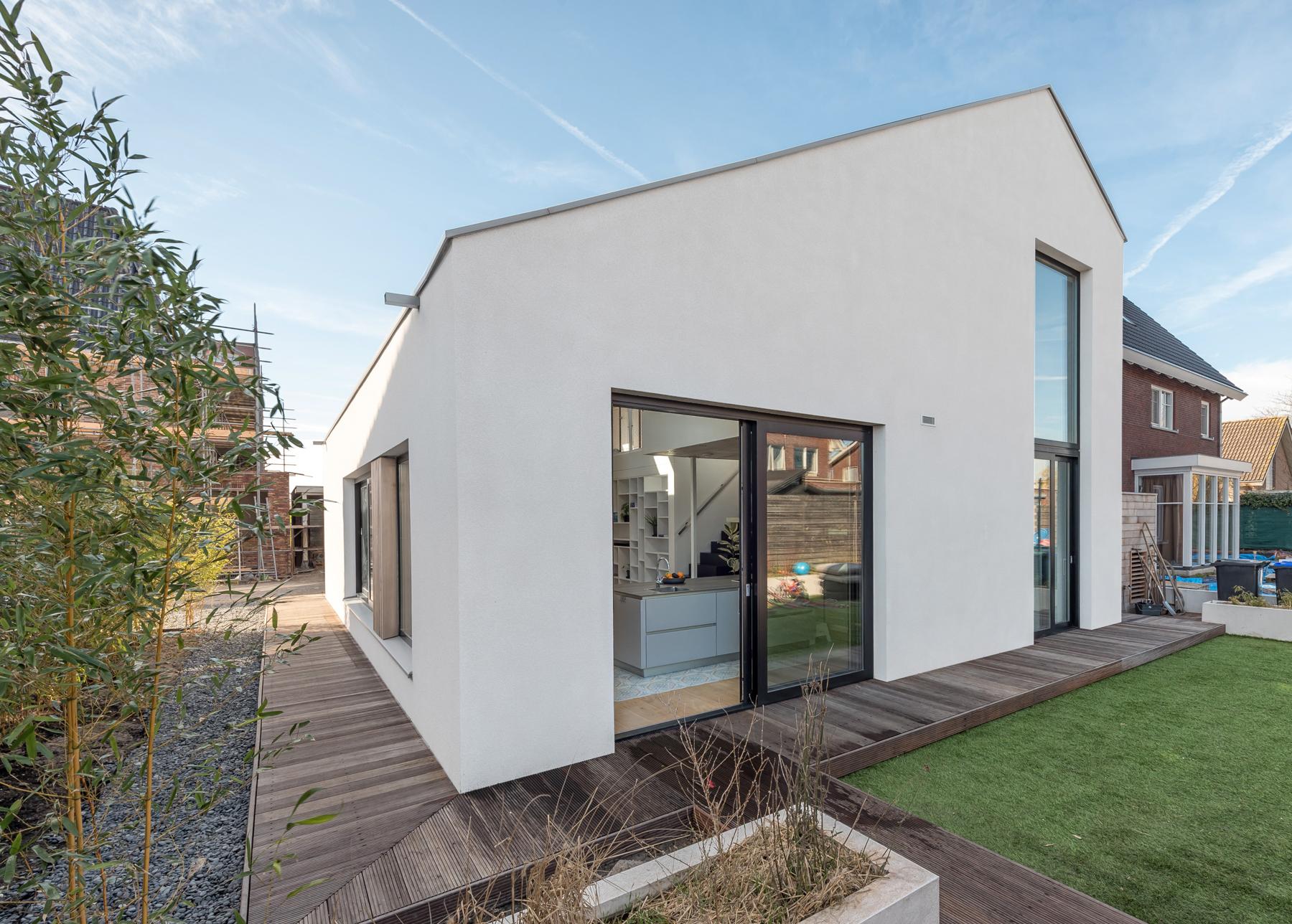 <p>Hidden village Den Haag door Global Architects</p>