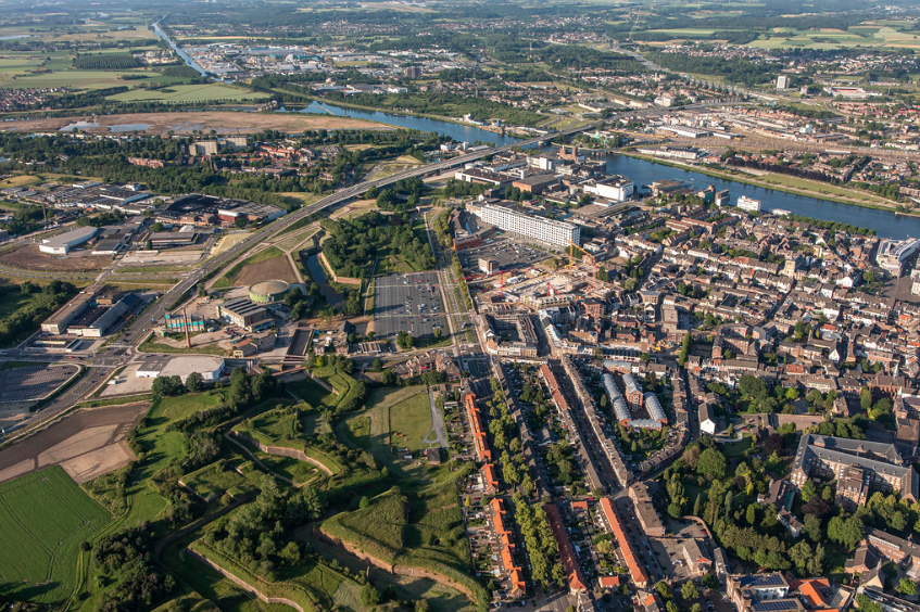 ARC19: Belvedere Maastricht – Palmbout Urban Landscapes i.s.m. Gemeente Maastricht