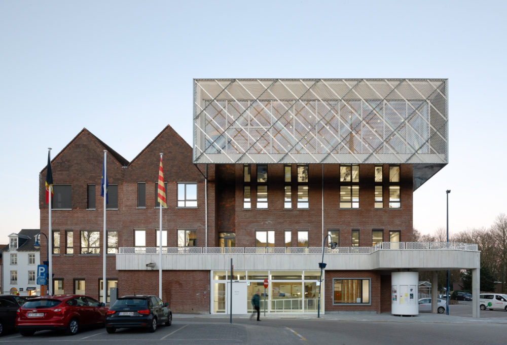 ARC19: Nieuw Gemeentehuis voor de gemeente Kontich – plusofficearchitects