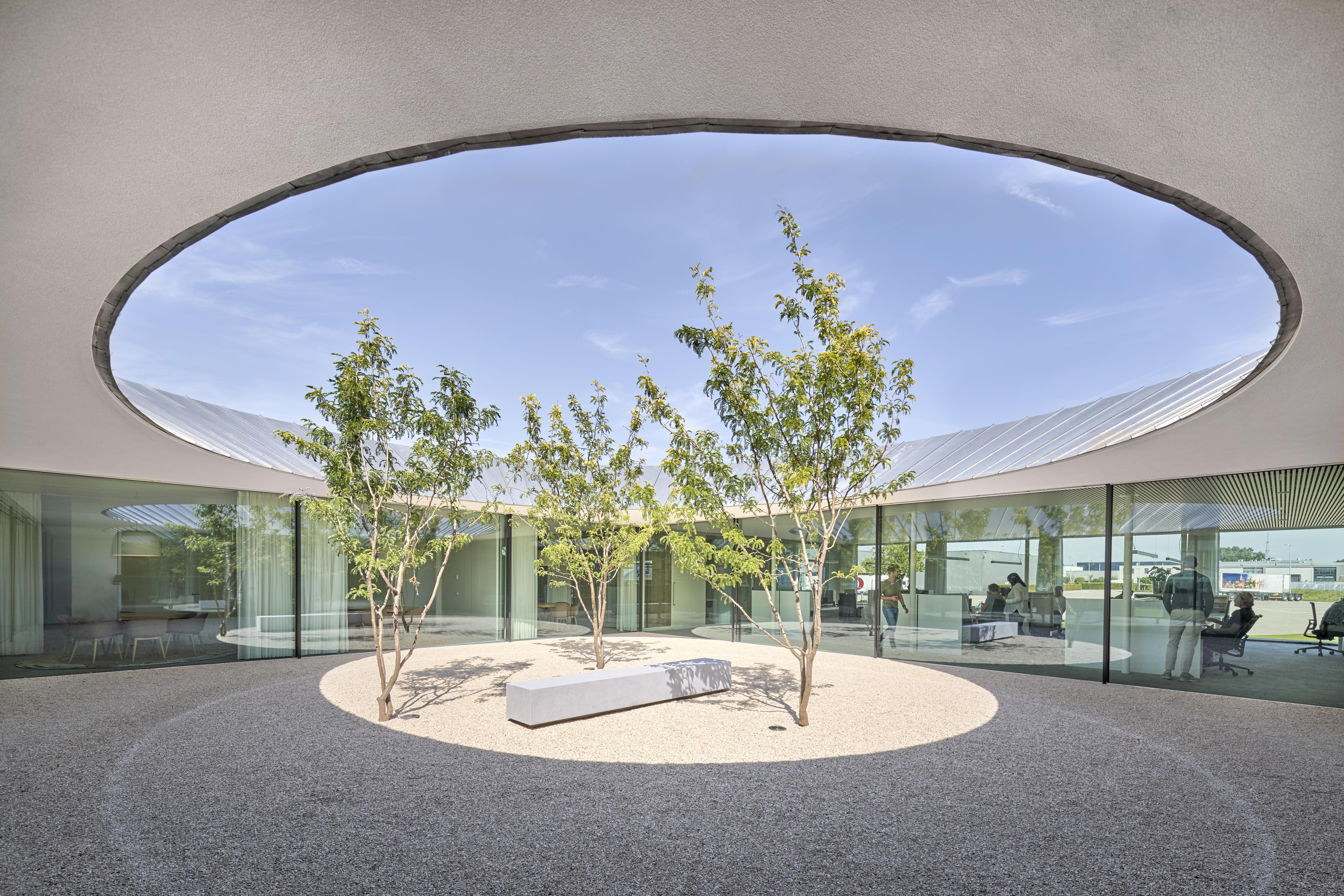 <p>&#8216;Centrale patio: Ronald Tilleman&#8217;</p>