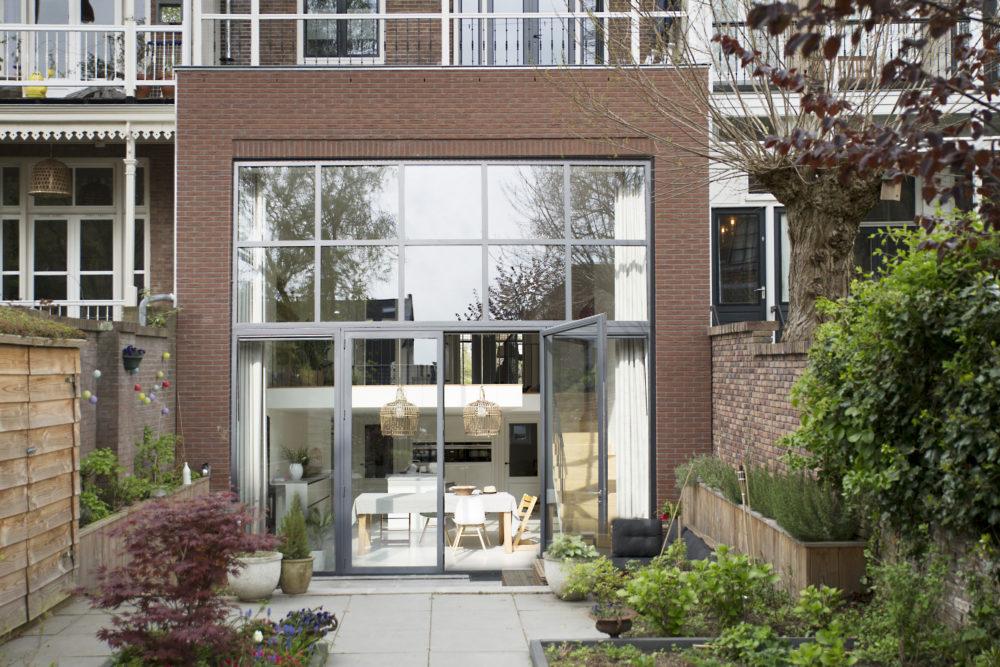 ARC19: Riante dubbelhoge uitbouw – Richèl Lubbers Architecten