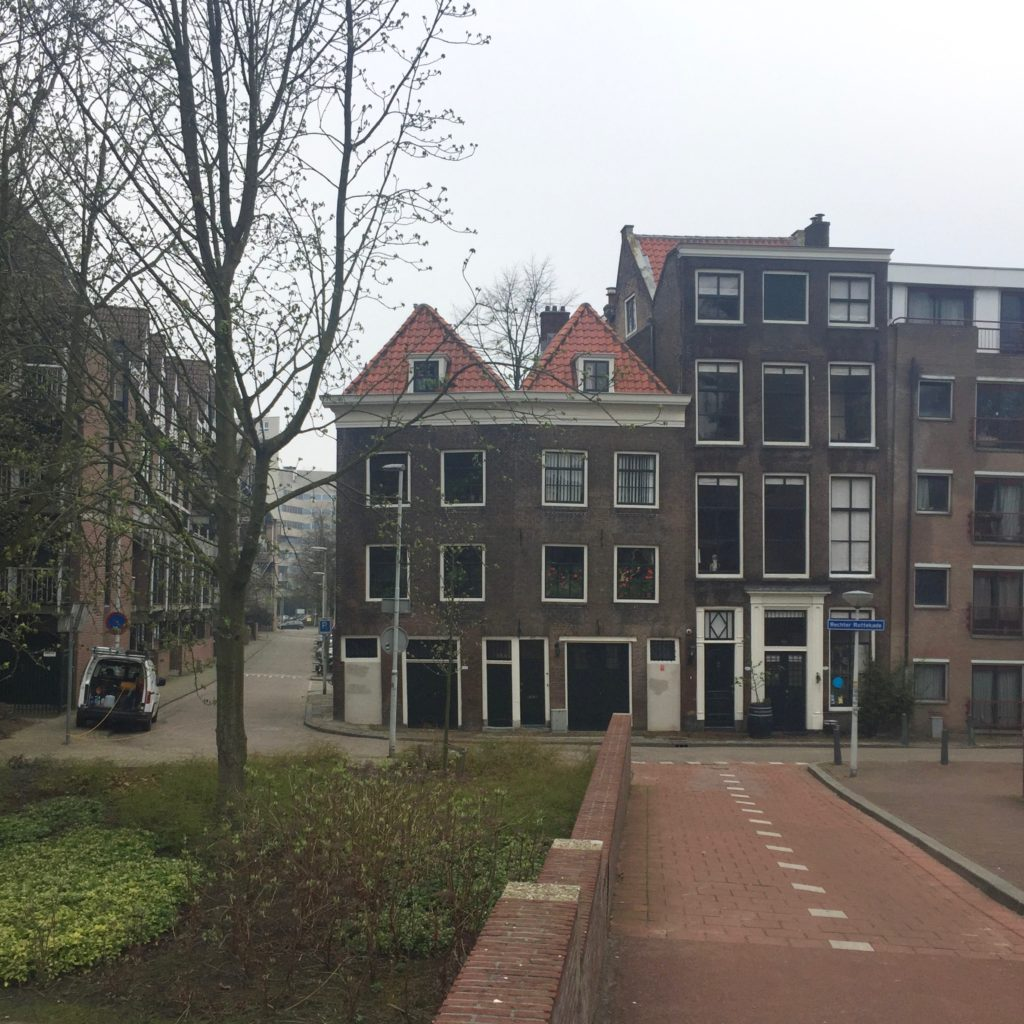 Rechter Rottekade in Rotterdam (2018). Beeld Robbert Guis