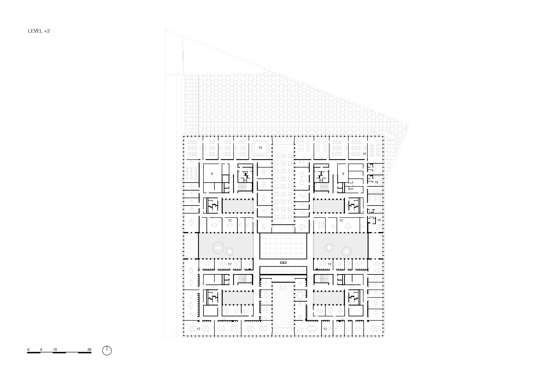 <p>Tweede etage</p>