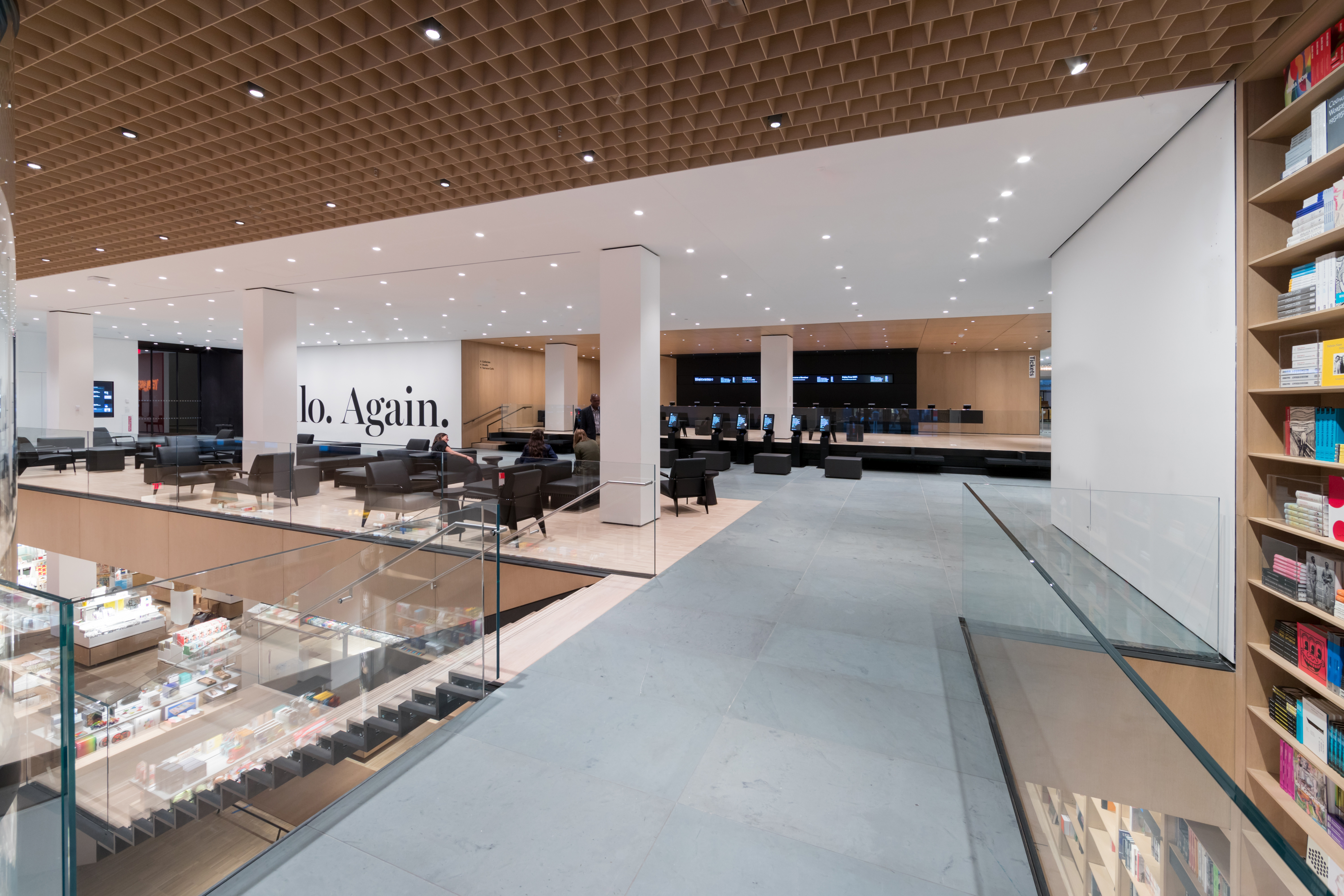 <p>Fase 2. Interior view of The Museum of Modern Art, Flagship Museum Store Beeld Iwan Baan. Courtesey of MoMa</p>
