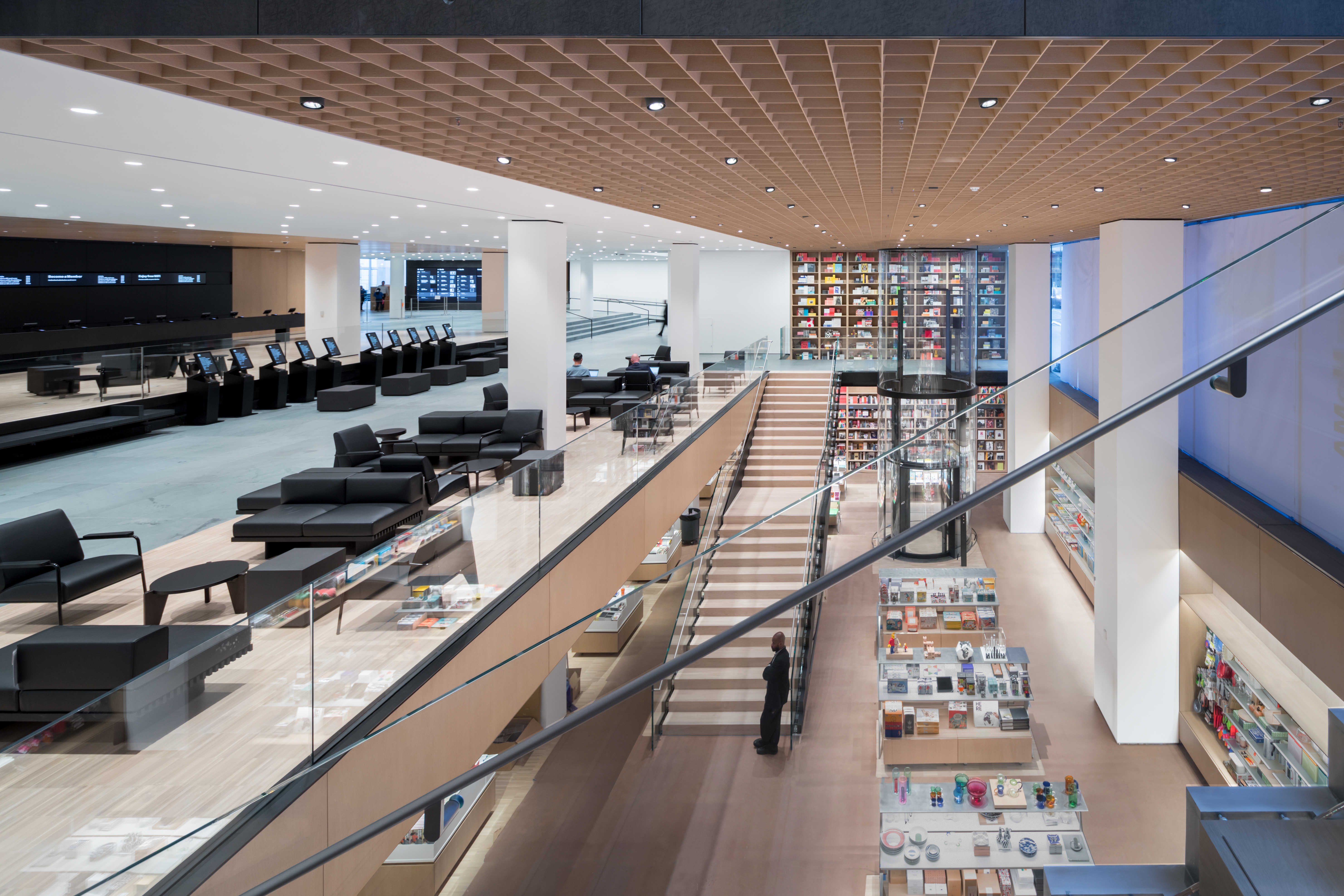 <p>MoMa Fase 2. Interior view of The Museum of Modern Art, Flagship Museum Store Beeld Iwan Baan. Courtesey of MoMa</p>