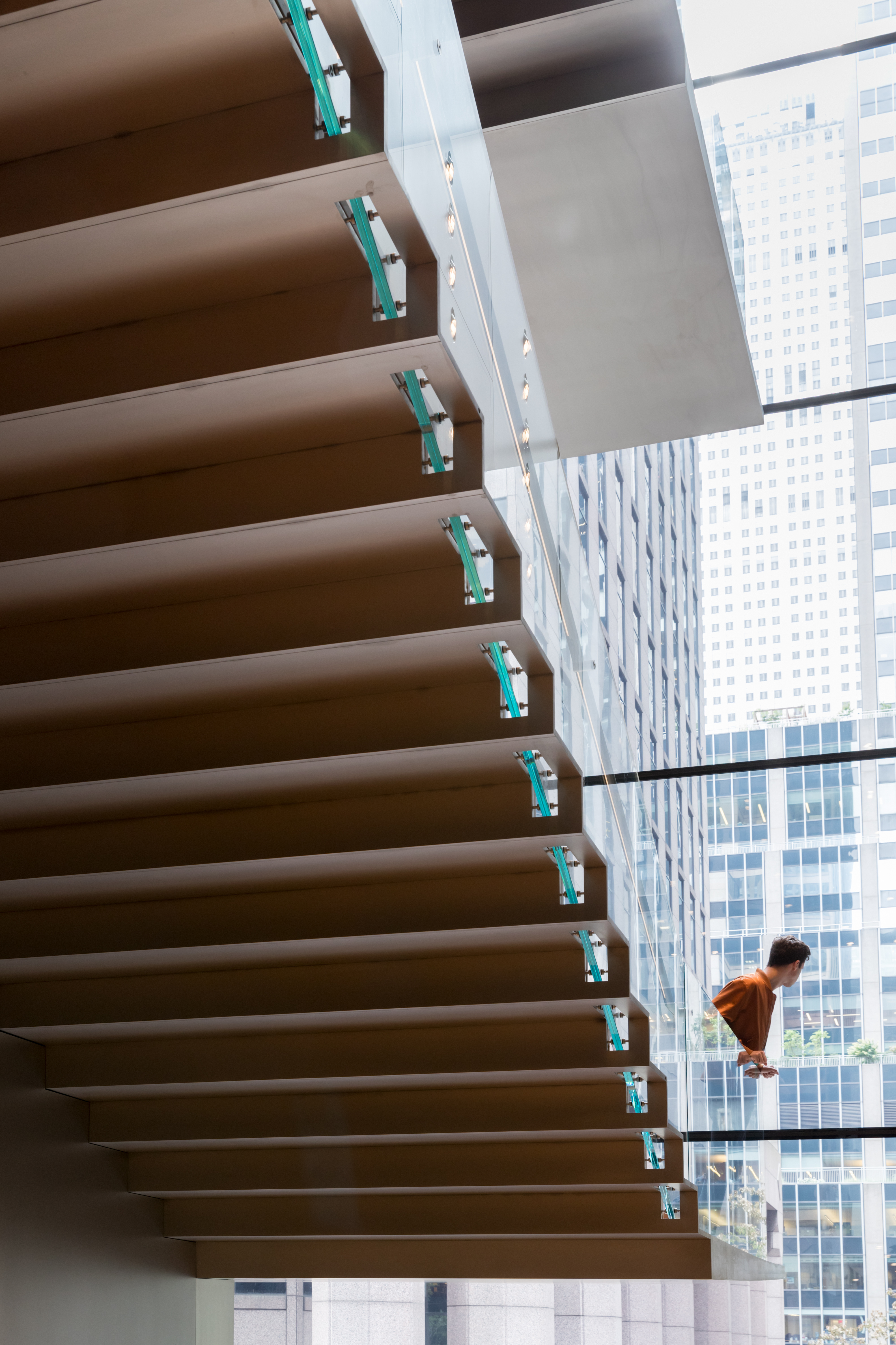 <p>MoMa Fase 2. Interior view of The Museum of Modern Art Lobby, West Connector Beeld Iwan Baan. Courtesey of MoMa</p>