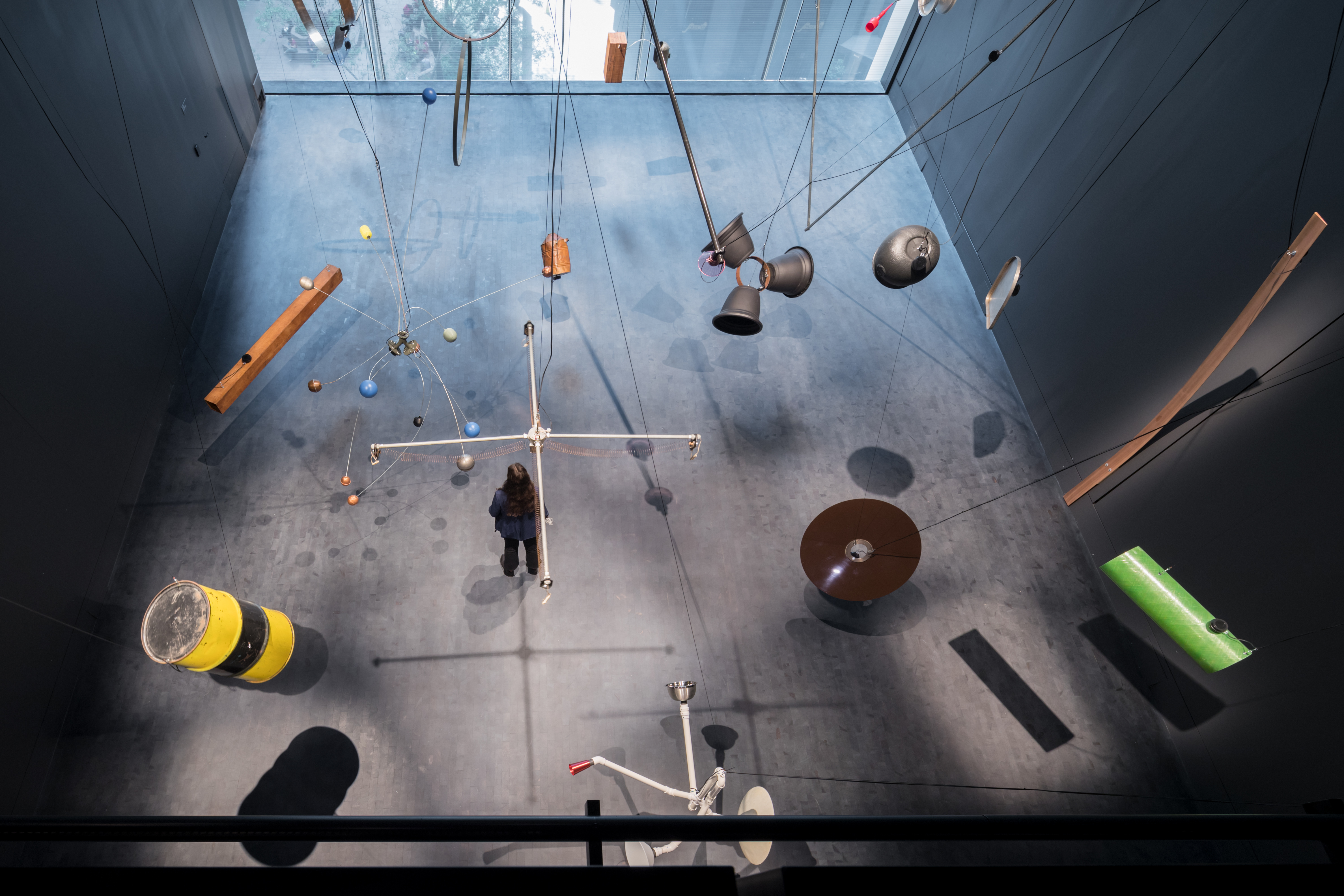 <p>MoMa Fase 2. Installation View of the Marie Josée and Henry Kravis Studio, The Museum of Modern Art Beeld Iwan Baan. Courtesey of MoMa</p>