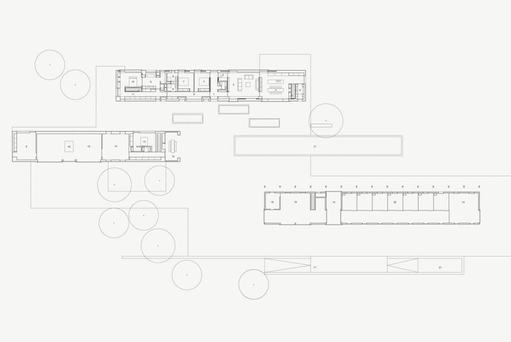 TR Residence in Knokke door Vincent van Duysen architects
