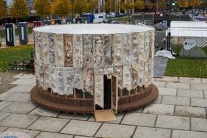 Dutch Design Week: Bouwen met paddenstoelen