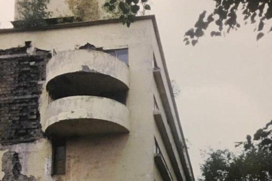Blog – Gemeenschappelijk wonen: Narkomfin-gebouw (1928) in Moskou door Moisej Ginzboerg en Ignaty Milinis