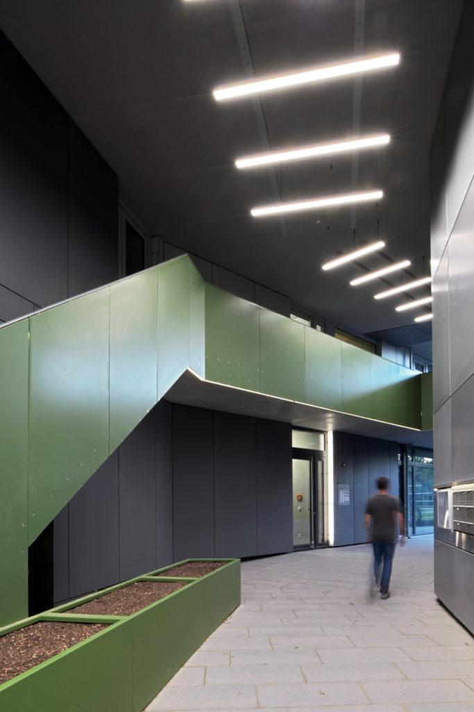 Metropolenhaus Berlijn door BFStudio Architekten Beeld Rainer Gollmer