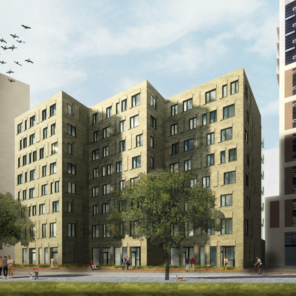 Oostenburgereiland Amsterdam – Studio architectuurMAKEN
