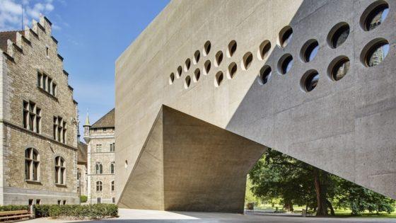 Blog – Uitbreiding Landesmuseum Zürich