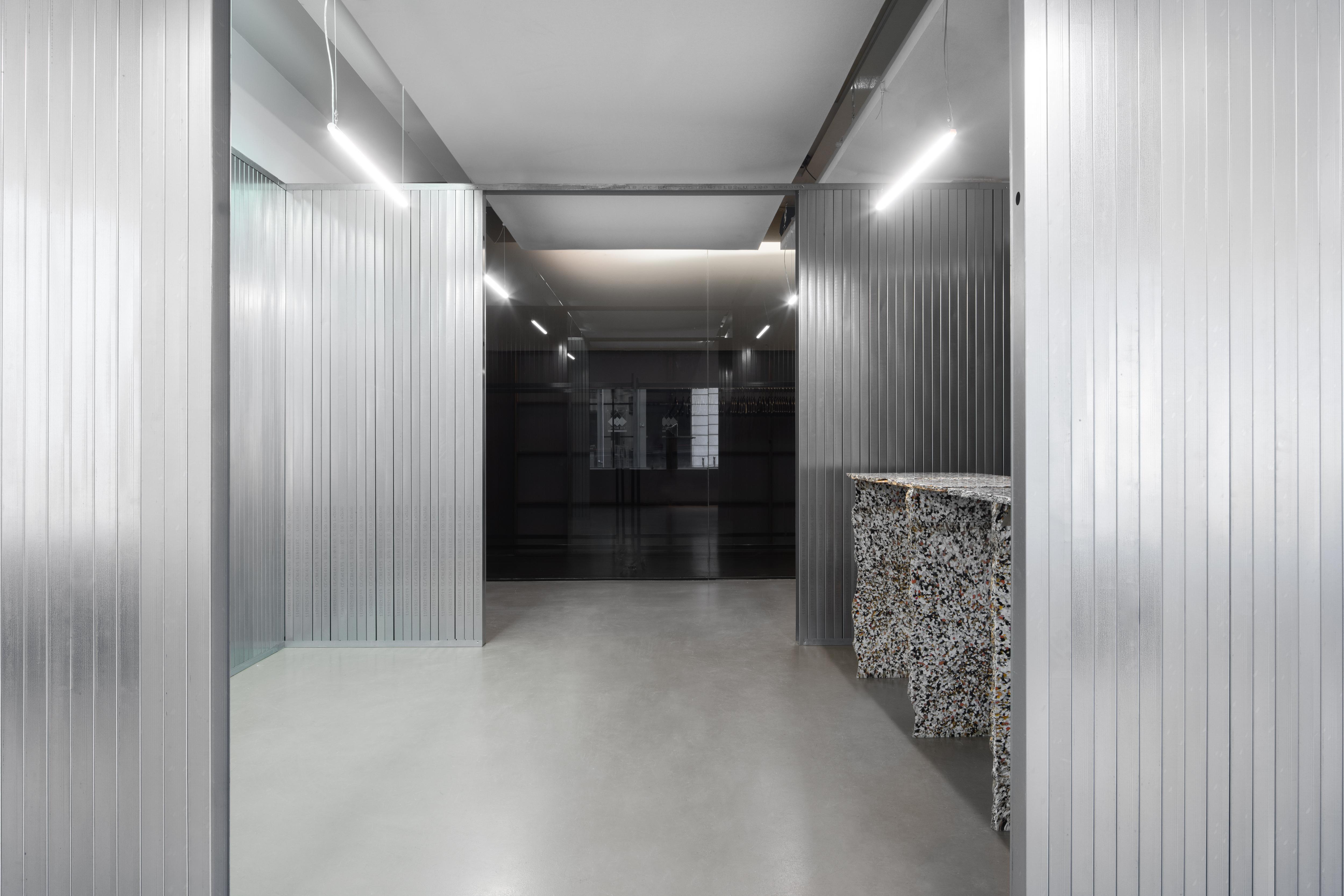 <p>Scenografie Collectible Brussel door Studio Verter. Beeld Jeroen Verrecht</p>