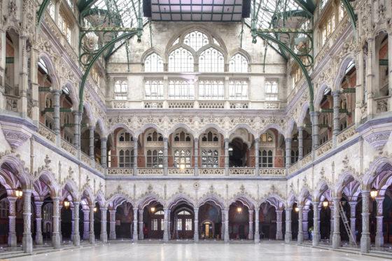 Renovatie Handelsbeurs in Antwerpen voltooid