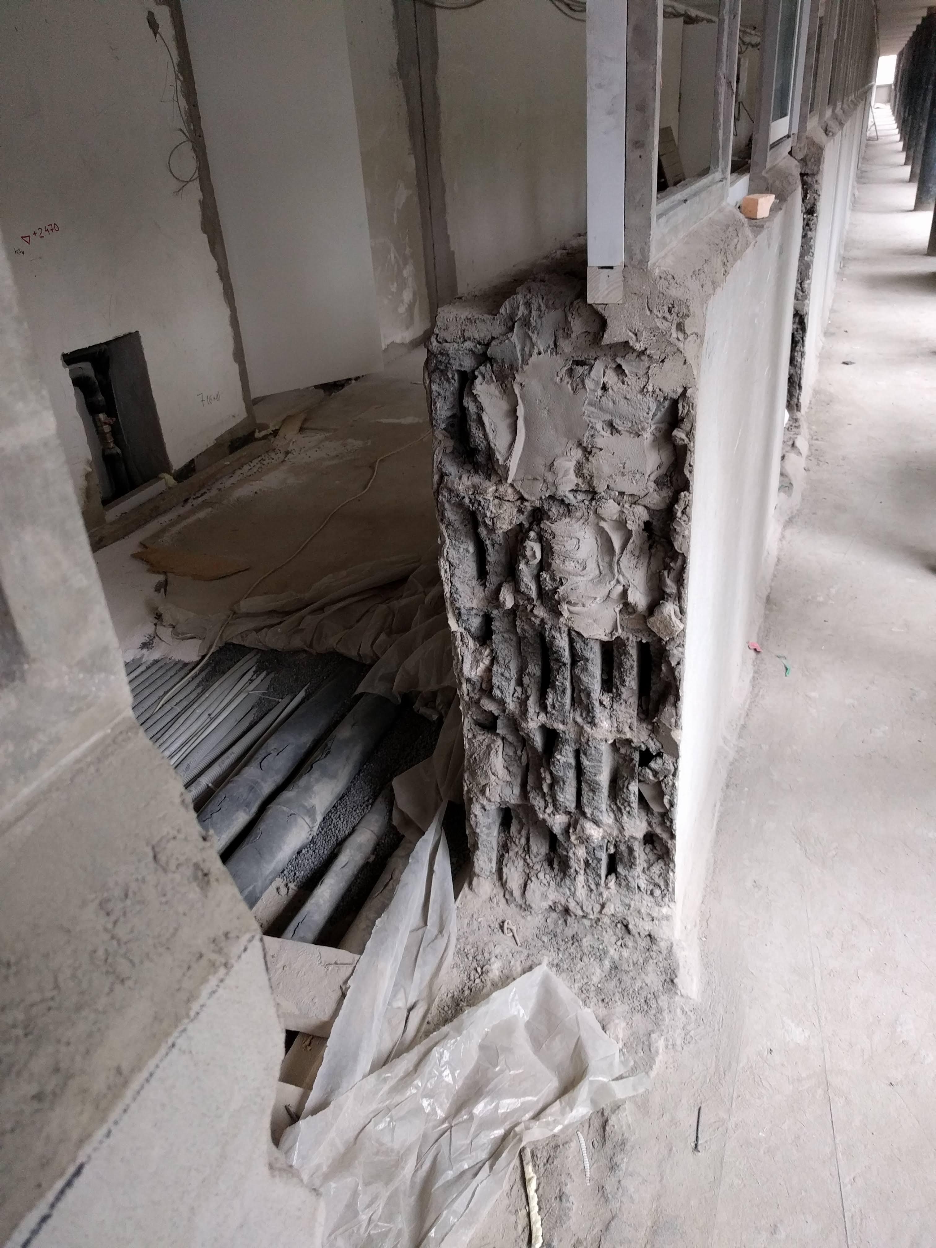 <p>Narkomfin-gebouw (1928) in Moskou door Moisej Ginzboerg en Ignaty Milinis. Beeld Flip Krabbendam (2019)</p>