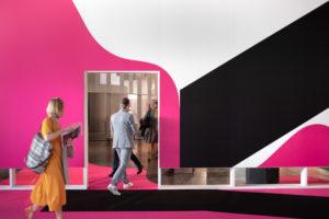 Scenografie Biënnale Interieur Kortrijk – Studio Verter