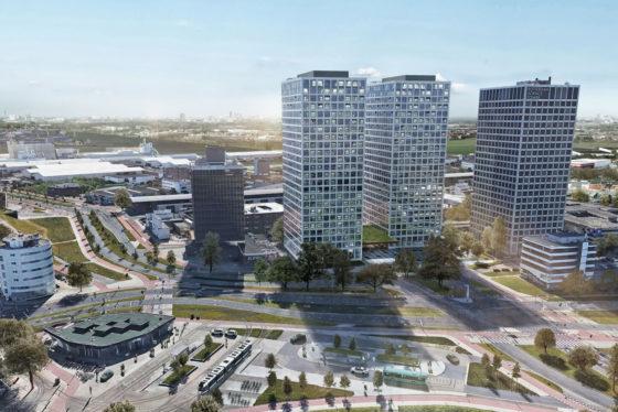 'Combinatie wonen en werken uitdaging' in Rotterdam