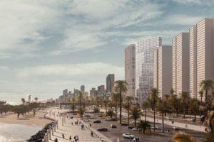 OMA ontwerpt in samenwerking met Reinier de Graaf Wafra-toren in Koeweit