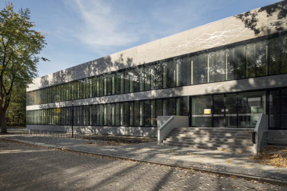 Earth Simulation Lab van ABT & Barcode Architects geopend