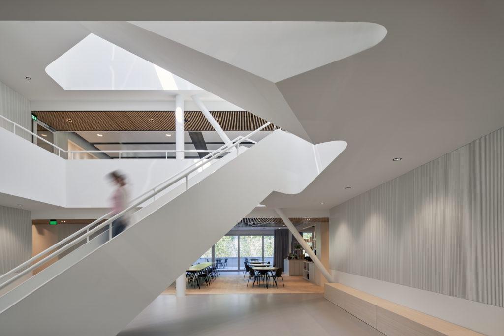 Nucleus Building door Popma Geerst. Beeld René de Wit